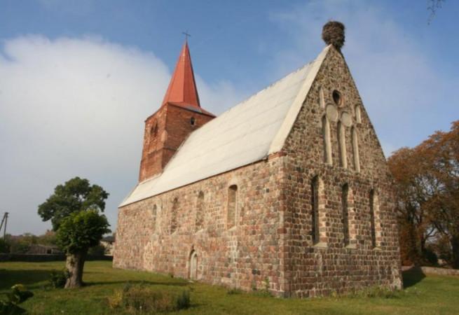 Żarczyn Kościół filialny pw św.Stanisława BM