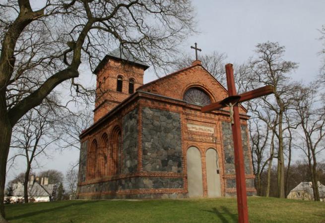 Sitno Kościół filialny pw św.Andrzeja Boboli