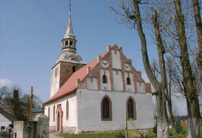 Korytowo Kościół parafialny pw św. Stanisława Kostki