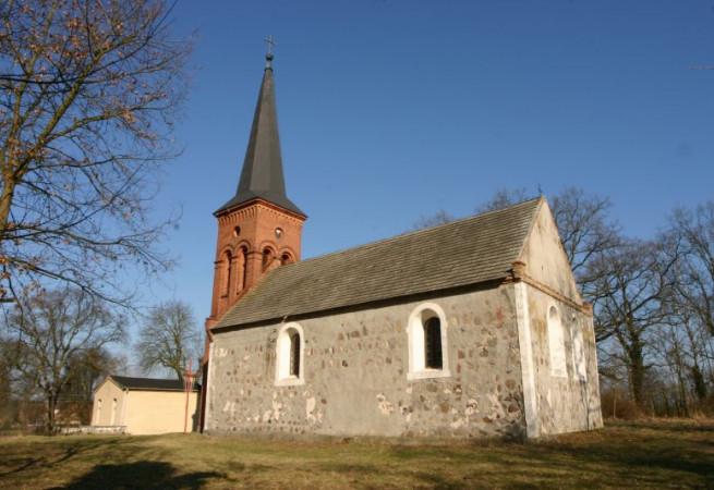 Chełpa Kościół filialny pw MB Częstochowskiej