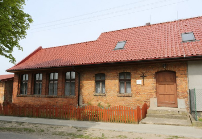 Skrzynka Kościół filialny pw NMP Matki Łaski Bożej