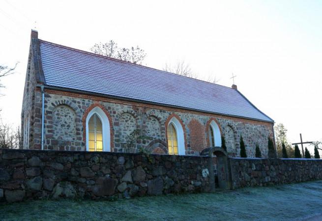 Sosnowo Kościół filialny pw Niepokalanego Poczęcia NMP