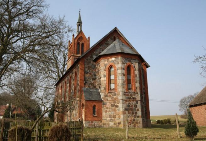 Upadły Kościół filialny pw św.Józefa