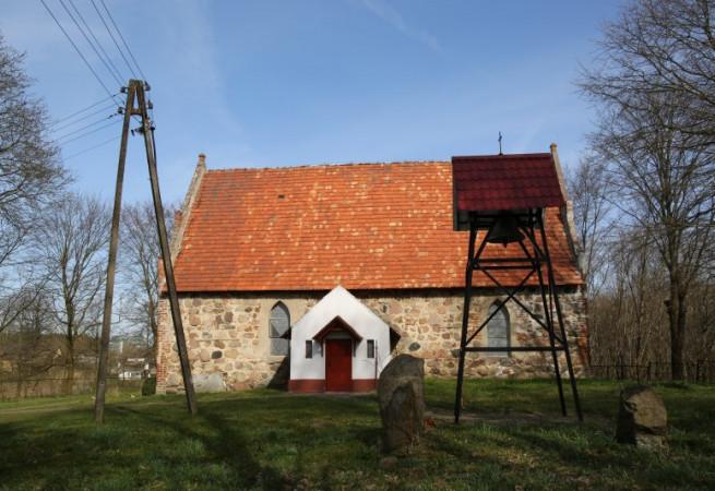 Baszewice Kościół filialny pw MB Różańcowej