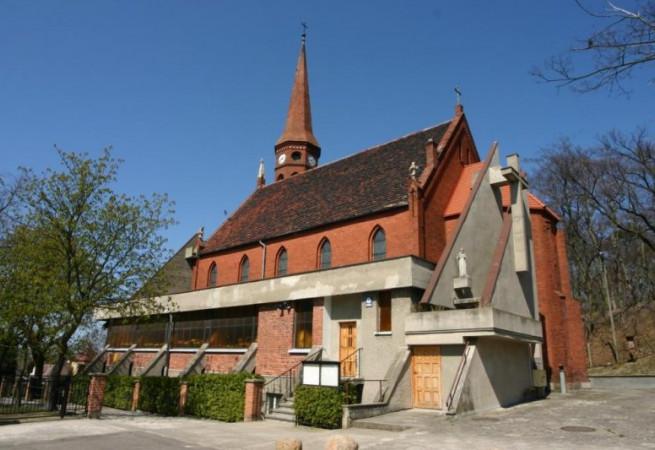 72-500 Międzyzdroje Kościół parafialny pw św. Piotra Apostoła