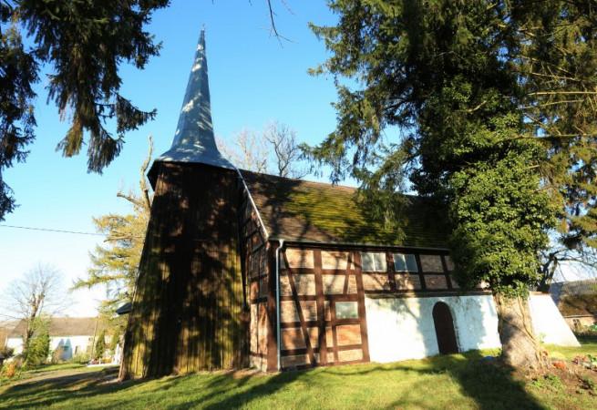 Włodzisław Kościół filialny pw MB Królowej Polski