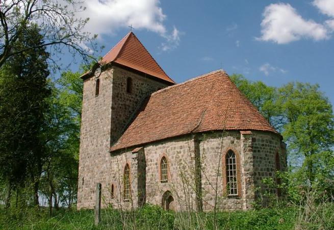 Dolsko Kościół filialny pw św. Elżbiety Węgierskiej