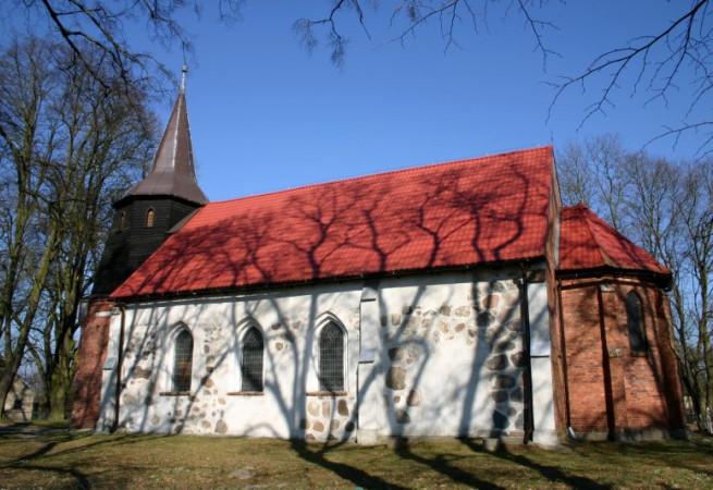 Mosty Kościół parafialny pw MB Gromnicznej