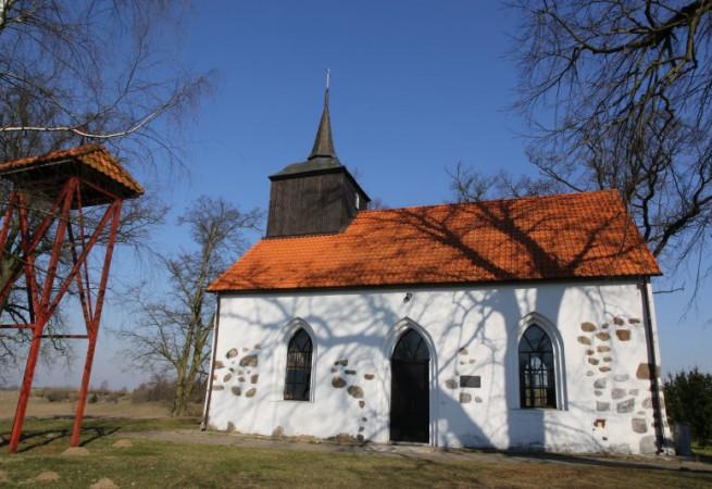 Danowo Kościół filialny pw MB Częstochowskiej