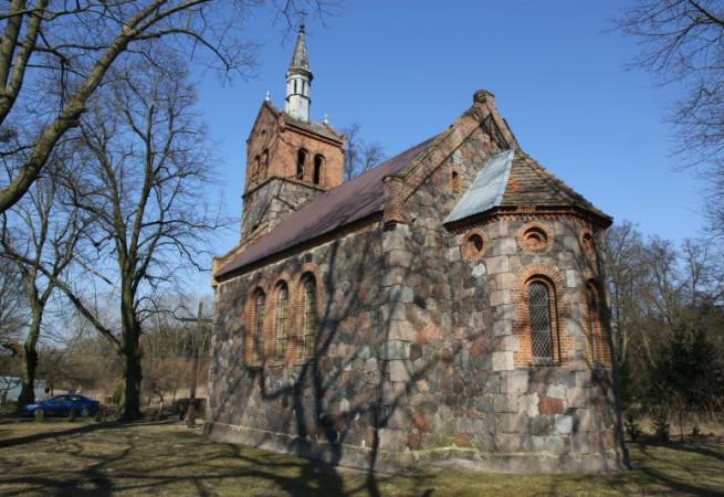 Maciejewo Kościół filialny pw św. Kazimierza