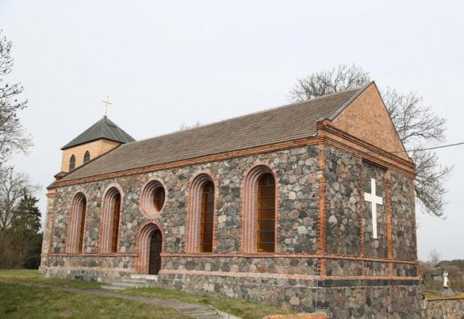 Dalsze Kościół filialny pw św.Brata Alberta