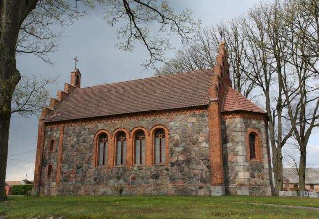 Dąbrowa Kościół filialny pw św. Michała Archanioła