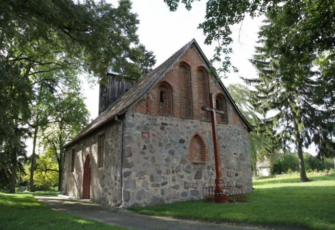 Jarchlino Kościół filialny pw św. Józefa