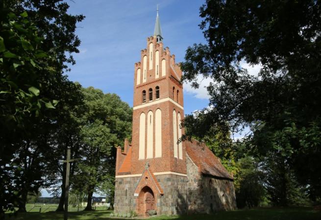 Sąpolnica Kościół filialny pw św. Maksymiliana Kolbego