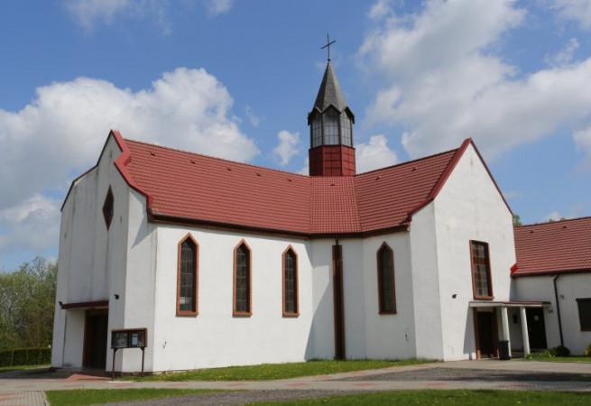 Nowogard Kościół parafialny pw MB Fatimskiej