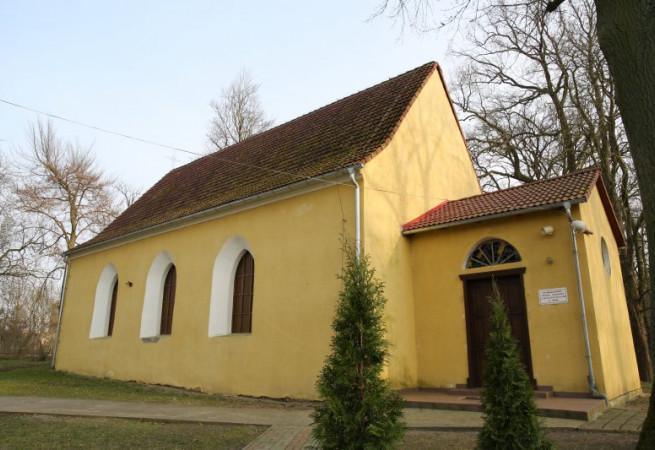 Osina Kościół parafialny pw Niep. Poczęcia NMP