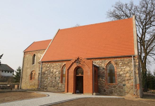 Węgorzyce Kaplica