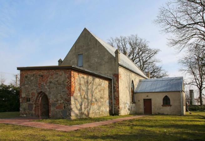Ulikowo Kościół filialny pw św.Izydora