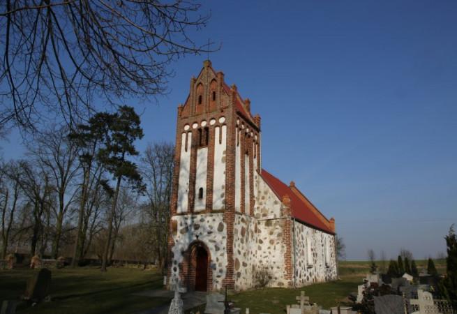 Małkocin Kościół filialny pw św. Józefa Oblubieńca