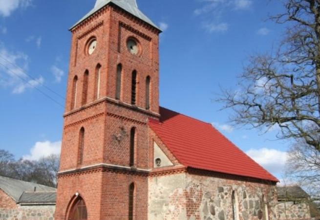 Rogowo Kościół filialny
