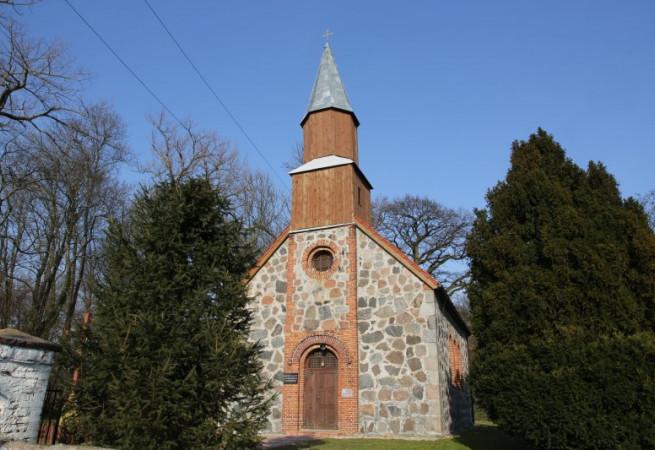 Storkówko Kościół filialny pw św.Stanisława BM