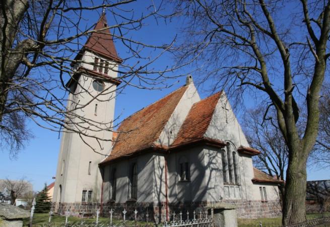 Okunica Kościół filialny pw św. Bartłomieja Apostoła