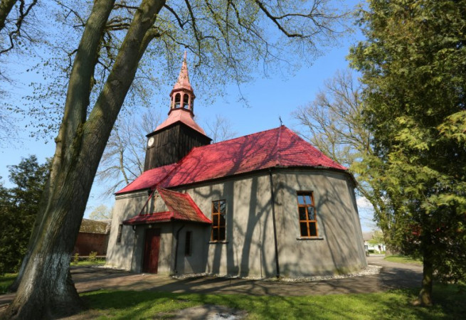 Obronino Kościół filialny pw Niepokalanego Poczęcia NMP