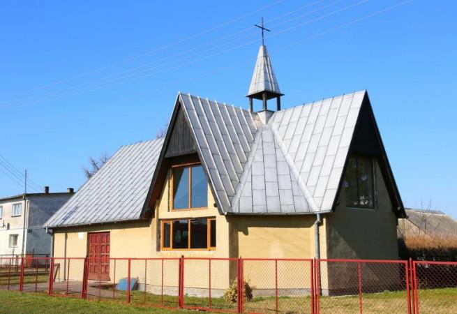 Obojno Kościół filialny pw Najśw.Serca Pana Jezusa