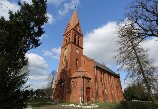 Sowno Kościół filialny pw św. Marii Magdaleny