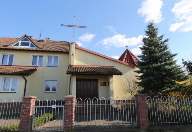 Karwowo Kaplica pw Chrystusa Króla