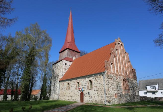Łęczyca Kościół filialny pw Ofiarowania NMP