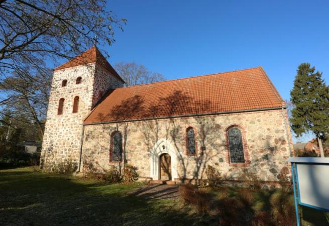 Steklno Kościół filialny pw św.Krzysztofa