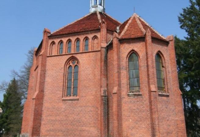 Osieczno Kościół filialny pw Niepokalanego Poczęcia NMP