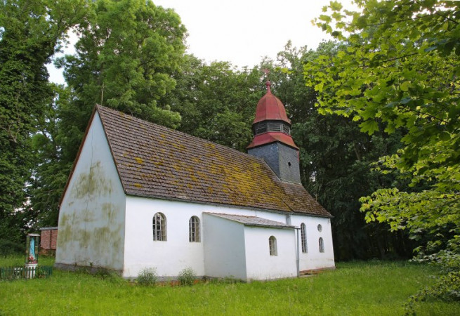 Mołdawin Kościół filialny pw Narodzenia NMP