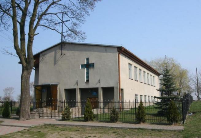 Smoleń Kościół filialny pw Miłosierdzia Bożego