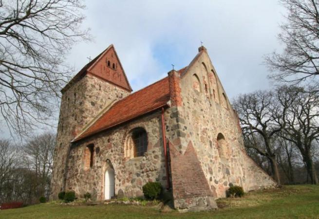 Słutowo Kościół filialny pw Przemienienia Pańskiego