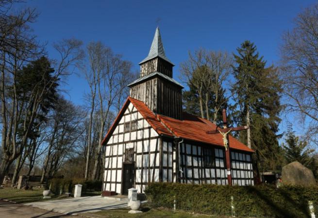 Iglice Kościół filialny pw św. Stanisława Kostki