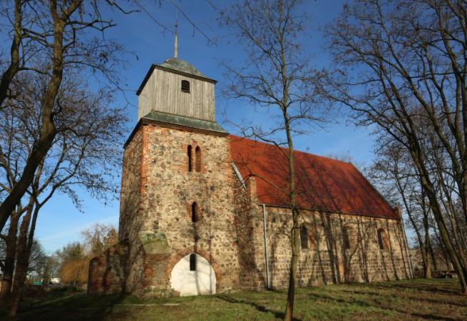 Kłodzino Kościół filialny pw Św. Antoniego z Padwy