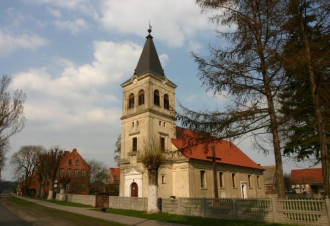 Dolsk Kościół filialny pw MB Częstochowskiej