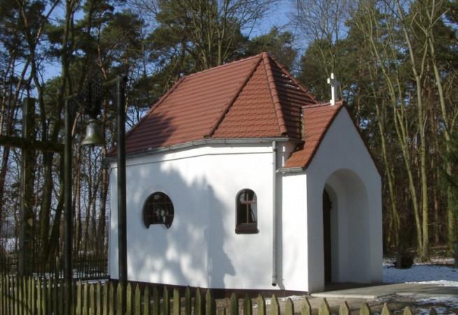 Ostrowiec Kościół filialny pw MB Wspomożenia Wiernych