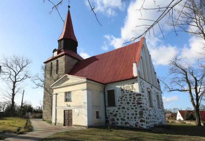 Rzeplino Kościół parafialny pw MB Różańcowej