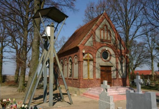Krześnica Kościół filialny pw Matki Bożej Królowej Polski