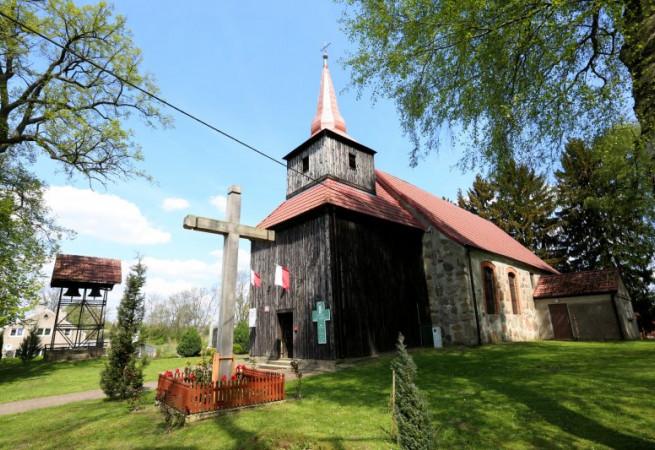 Sielsko Kościół parafialny pw św. Jana Chrzciciela