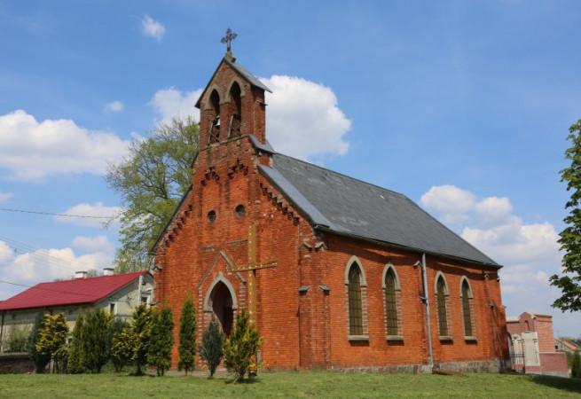 Kraśnik Kościół filialny pw MB Gromnicznej