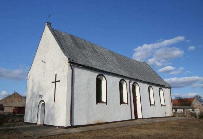Krzywnica Kościół filialny pw św.Stanisława BM