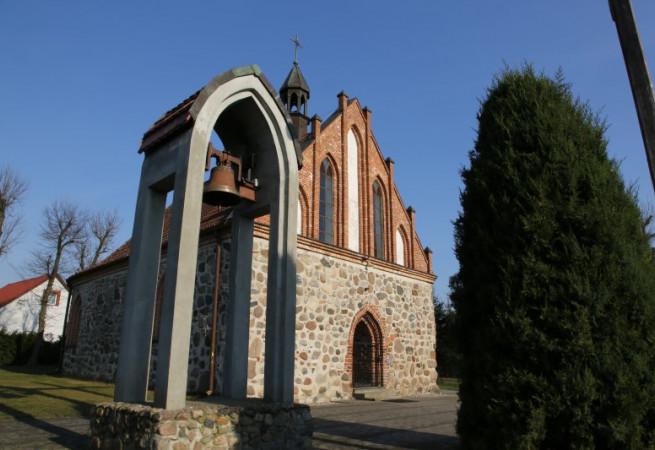 Klępino Kościół filialny pw Narodzenia NMP