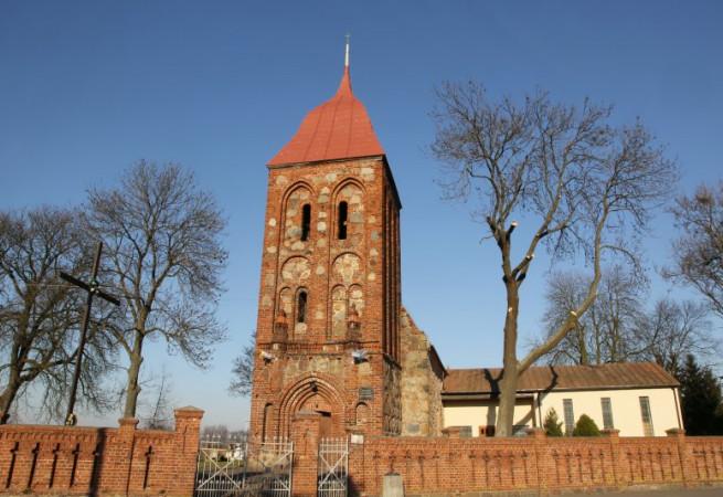 Stargard Kościół parafialny pw Świętego Krzyża