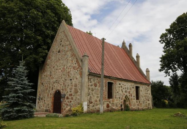 Strzyżno Kościół filialny pw MB Częstochowskiej