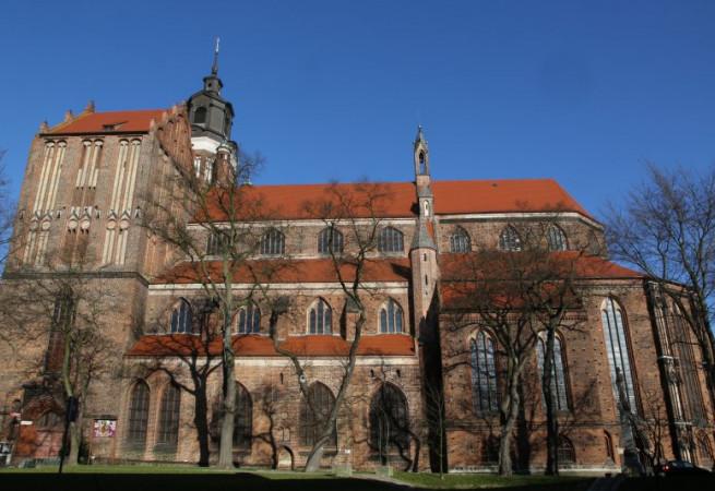 Stargard Kościół parafialny pw NMP Królowej Świata