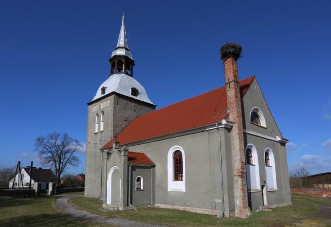 Stary Przylep Kościół parafialny pw św. Michała Archanioła